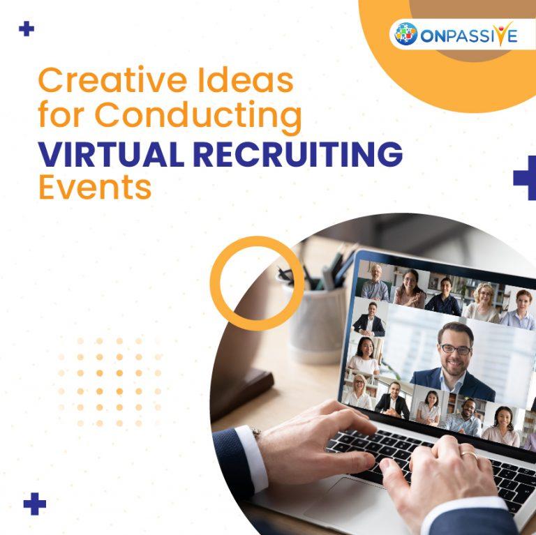 Virtual Recruiting Event