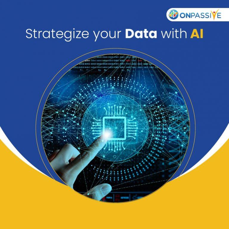 Data Strategy using AI