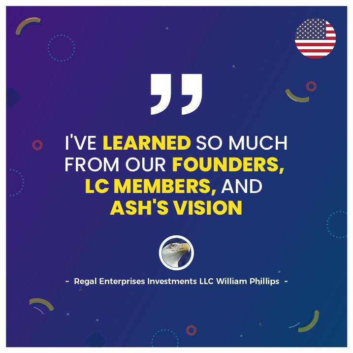 Regal Enterprises Investments LLC William Phillips – United States