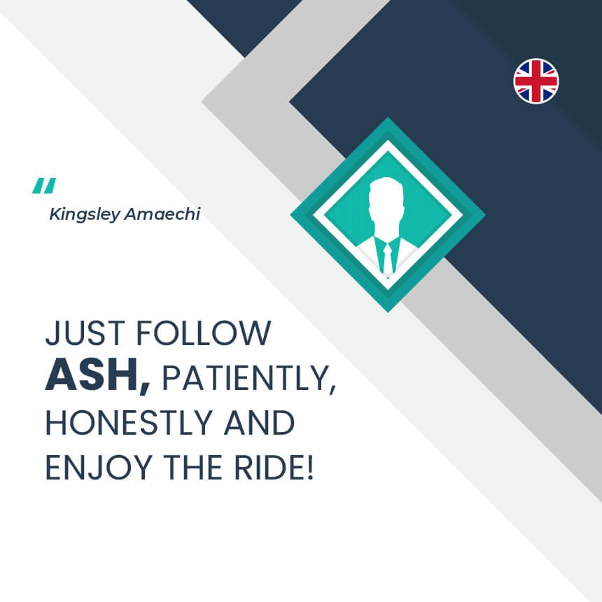 Kingsley Amaechi – ONPASSIVE