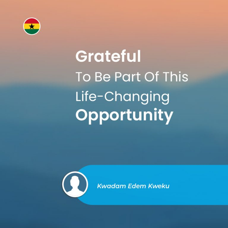 Kwadam Edem Kweku – ONPASSIVE