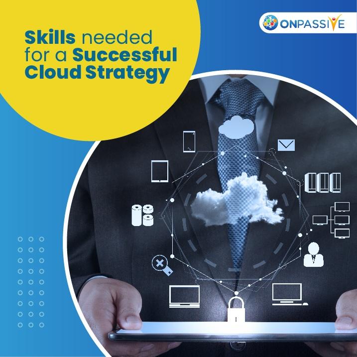 cloud strategy ONPASSIVE